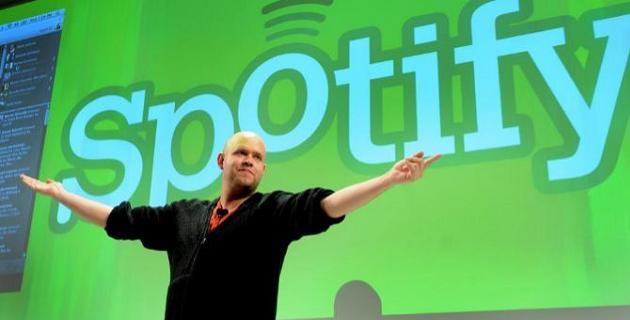 Spotify vídeos