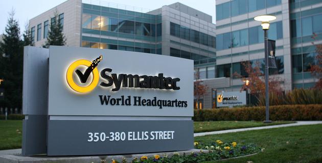 Symantec resultados