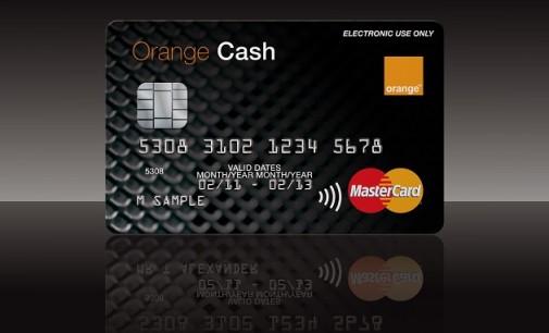 Orange Cash convierte el móvil en una tarjeta de crédito