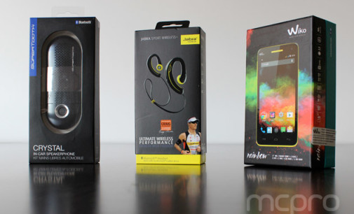 Triple sorteo: móvil, auriculares para runners y bluetooth para coches