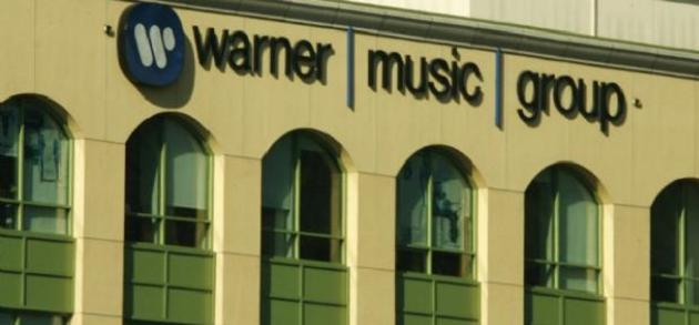 Warner Music streaming
