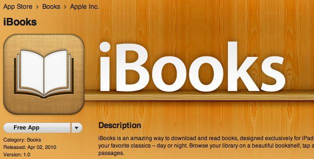 Apple ebook fijación precios