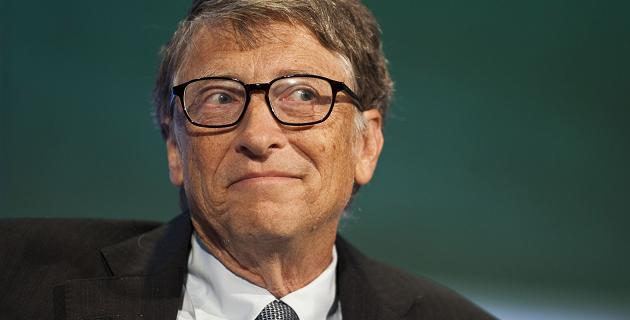 Bill Gates energías renovables