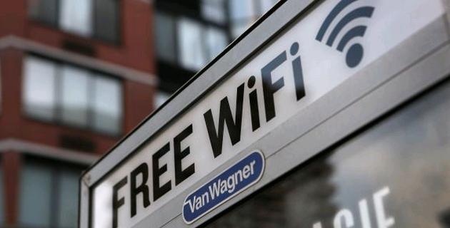 Google WI-FI gratis NYC