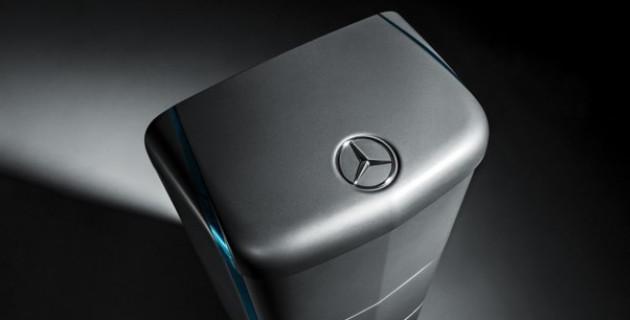 Mercedes-Benz batería autoconsumo