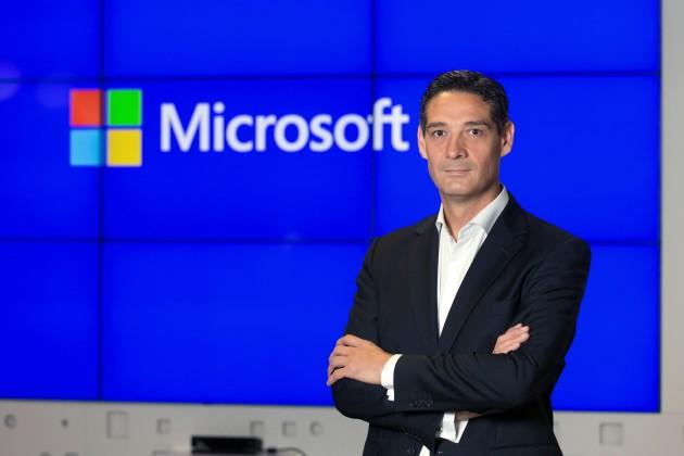 Oscar Sanz, Director Educación Microsoft_1.1