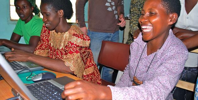 Ventas PCs África y Oriente Medio