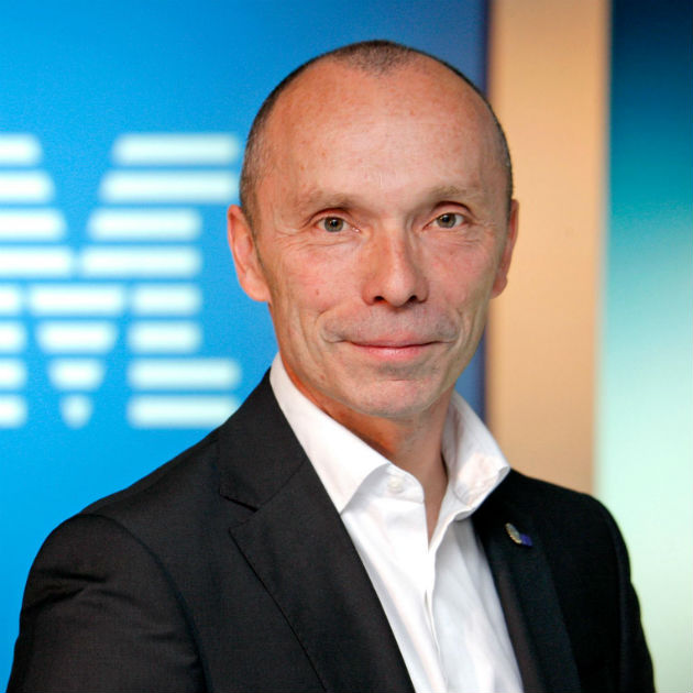"""Etienne Bertrand, de IBM: """"No hay ni una sola empresa que no esté haciendo nada en la nube"""""""