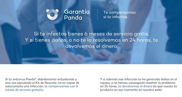 garantia panda