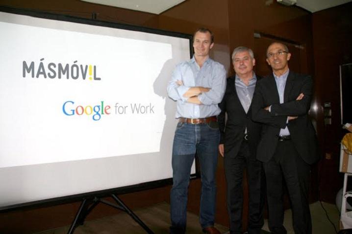 google y masmovil