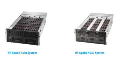 HP lanza plataformas y soluciones informa?ticas para cargas de trabajo intensivas de datos