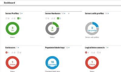 HP ampli?a su portfolio de infraestructura convergente con nuevas capacidades HP OneView y se ali?a con Arista Networks