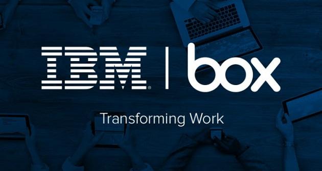 IBM y Box se asocian para la distribución de productos y servicios cloud