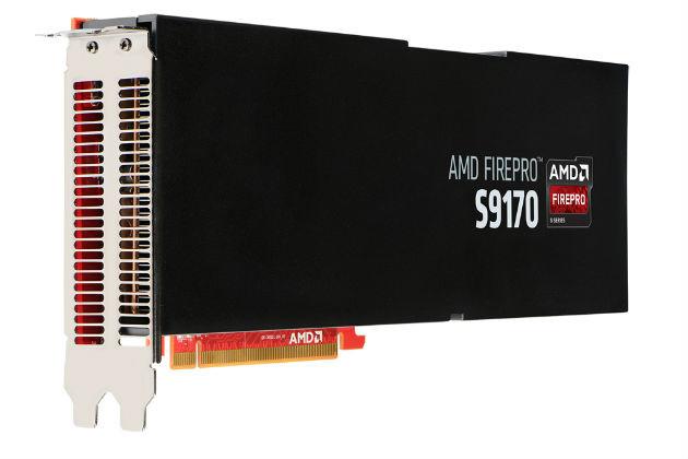 AMD presenta una GPU para servidores con memoria de 32GB