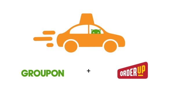 Groupon adquiere OrderUp