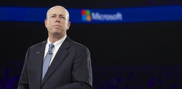 Kevin Turner COO Microsoft