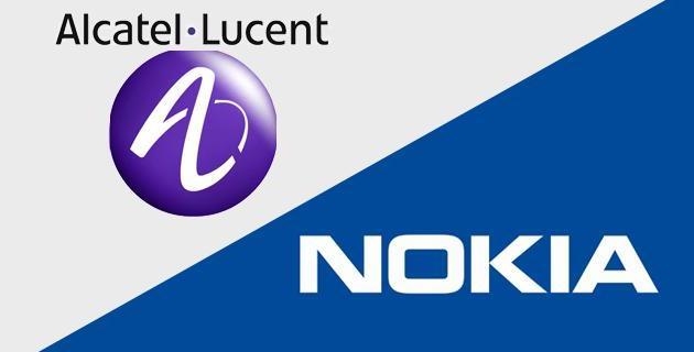 Nokia y Alcatel-Lucent brillan en segundo trimestre