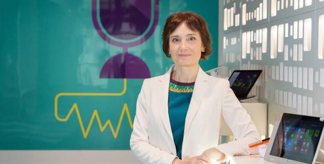 Pilar Torres Microsoft Ibérica