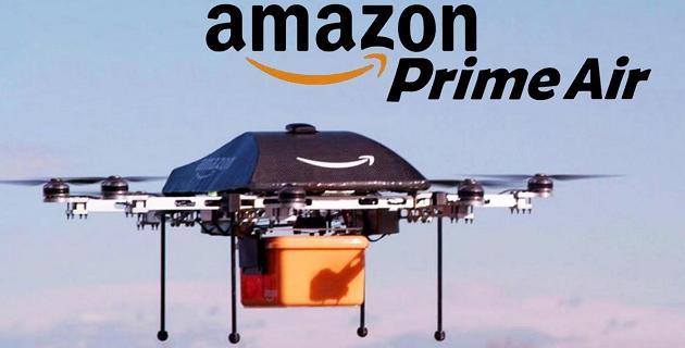 Prime Air de Amazon