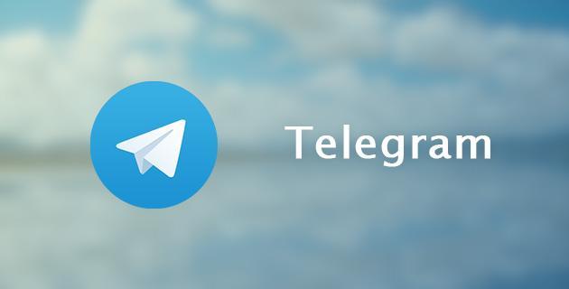 Telegram reproducción vídeos
