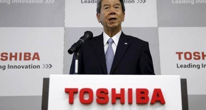 Japón compartirá datos de la investigación de Toshiba con Estados Unidos