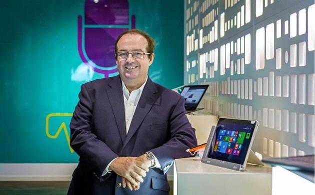 Carlos Picardo, nuevo director de Estrategia y Desarrollo de Partners de Microsoft Ibérica