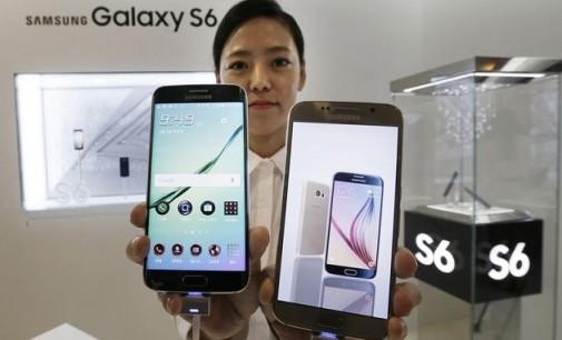 Bajan las expectativas de los inversores de Samsung en cuanto a las ventas del S6