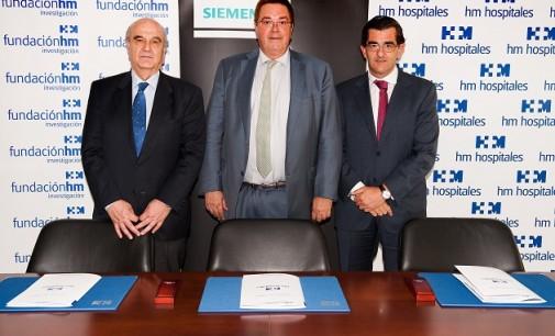 HM Hospitales y Siemens se proponen mejorar la atención sanitaria