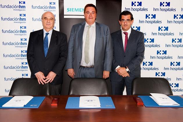 HM Hospitales y Siemens