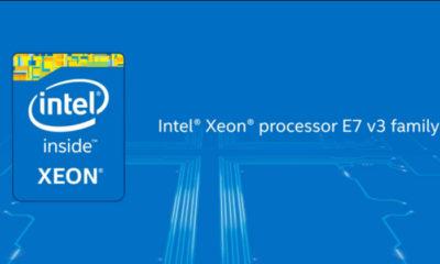 Intel Xeon E3, alto rendimiento y fiabilidad