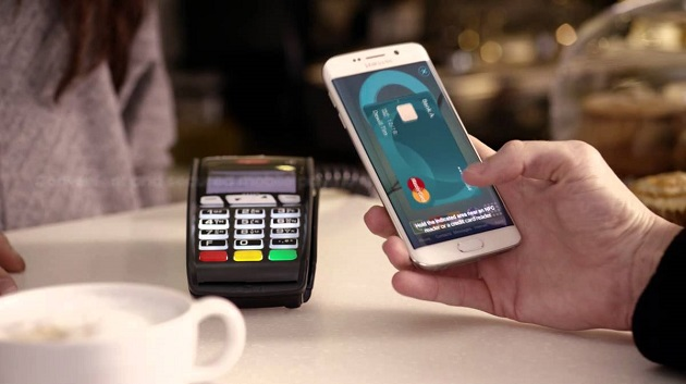 Samsung Pay llegará a los usuarios de tarjetas MasterCard en Europa