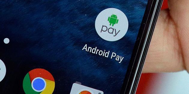 Android Pay llega mañana a EE.UU.