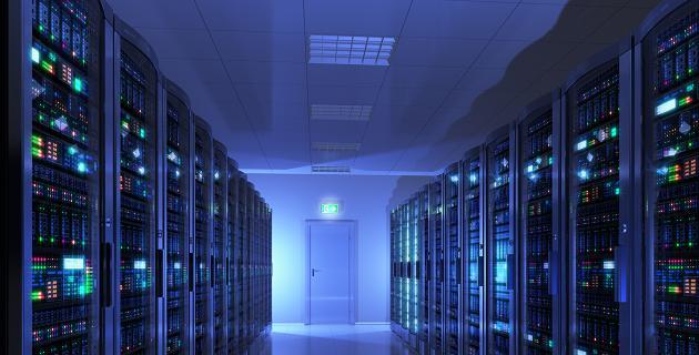 El mercado de servidores cae en Europa