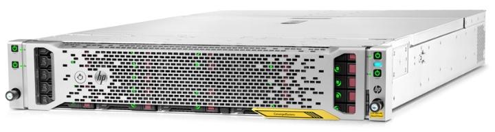 HP ConvergedSystem 250-HC StoreVirtual, hiperconvergencia en estado puro