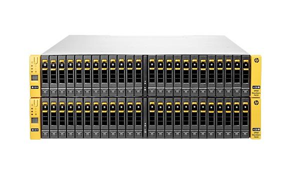 Sistema de almacenamiento HP 3PAR StoreServ 7450