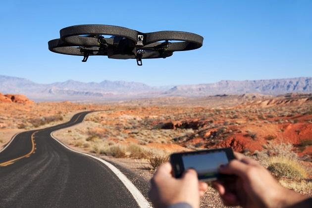pilotar un dron