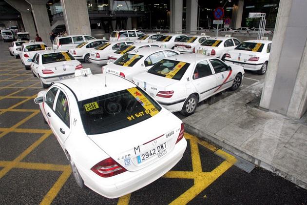 RadioTeléfono Taxi de Madrid,
