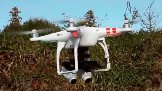 drones sony