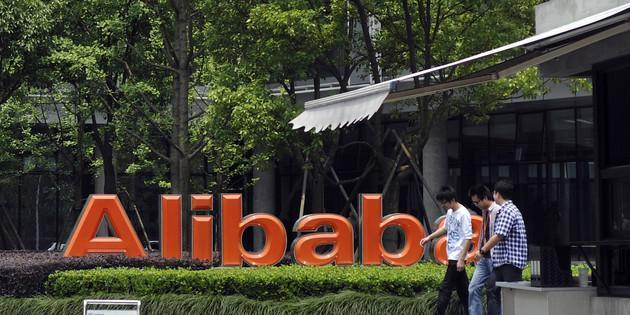 Alibaba vale 75.000 millones menos