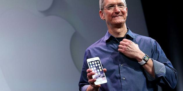Apple 13 millones iPhone 6S