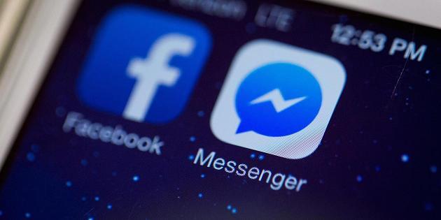 Facebook Messenger es más usado que WhatsApp