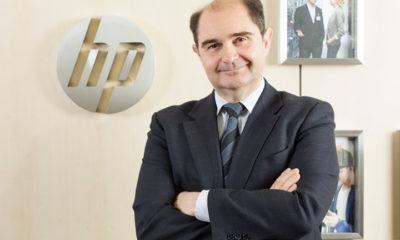 Luis Pérez, de HP