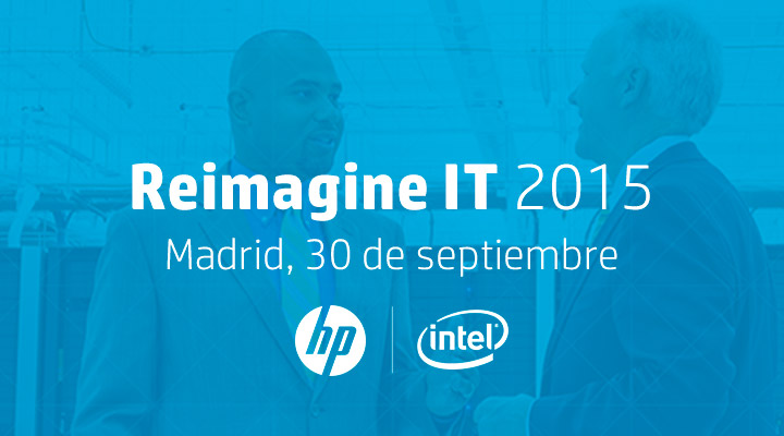 Asiste a Reimagine IT 2015