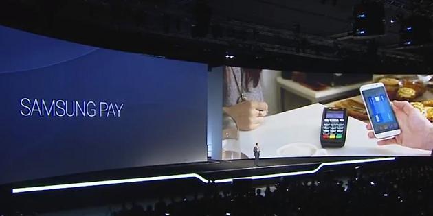 Samsung Pay éxito Corea del Sur