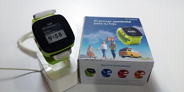 Telefónica smartwatch niños