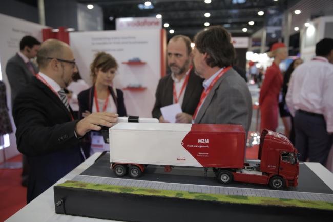 Vodafone demuestra que IoT es una realidad para todo tipo de sectores industriales
