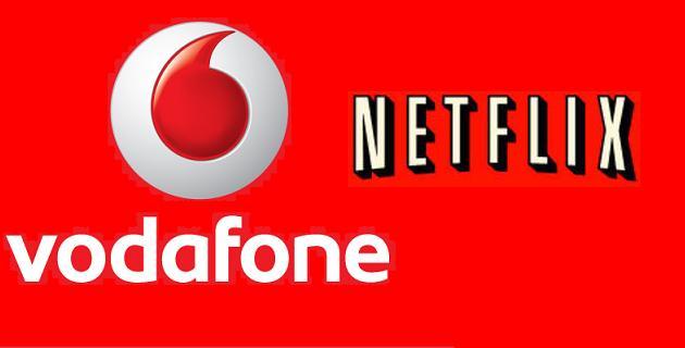 Vodafone confía en Netflix