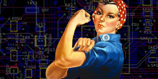 mujeres tecnología e innovación
