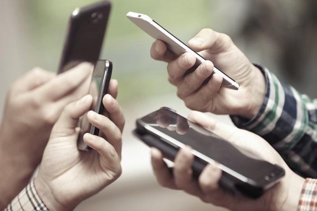 usuario de telefonía móvil