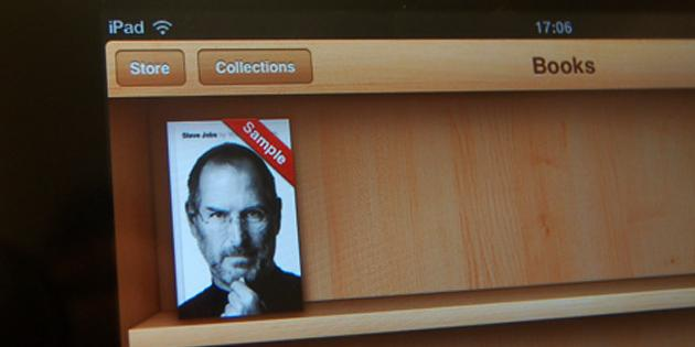 Apple cumple leyes antimonopolio ebooks